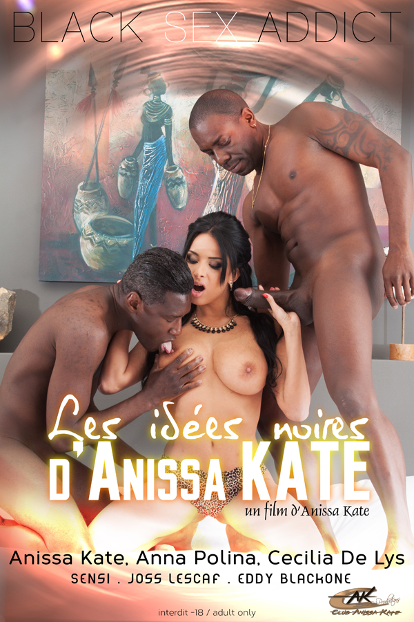 The black ideas of Anissa Kate
